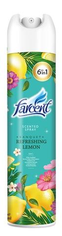 Air Freshener Aerosol Spray-Lemon