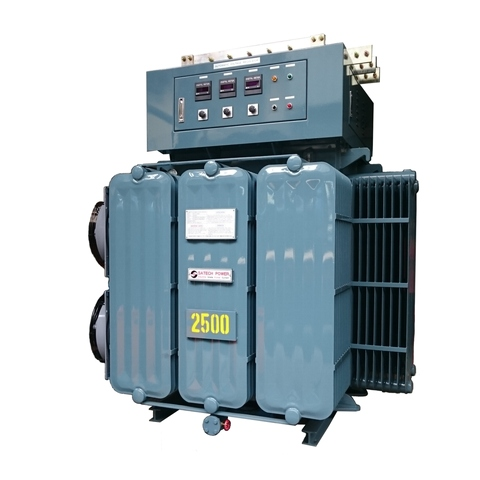 Heavy Duty Inductive Voltage Regulator, Oil-immersed Cooling type, automatic voltage stabilizer, Induction voltage regulator, oil immersed ivr, inductive voltage regulator, magnetic induction motor type AVR, brushless AVR, 誘導電圧調整器