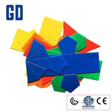 3D expansion Geo solids Set