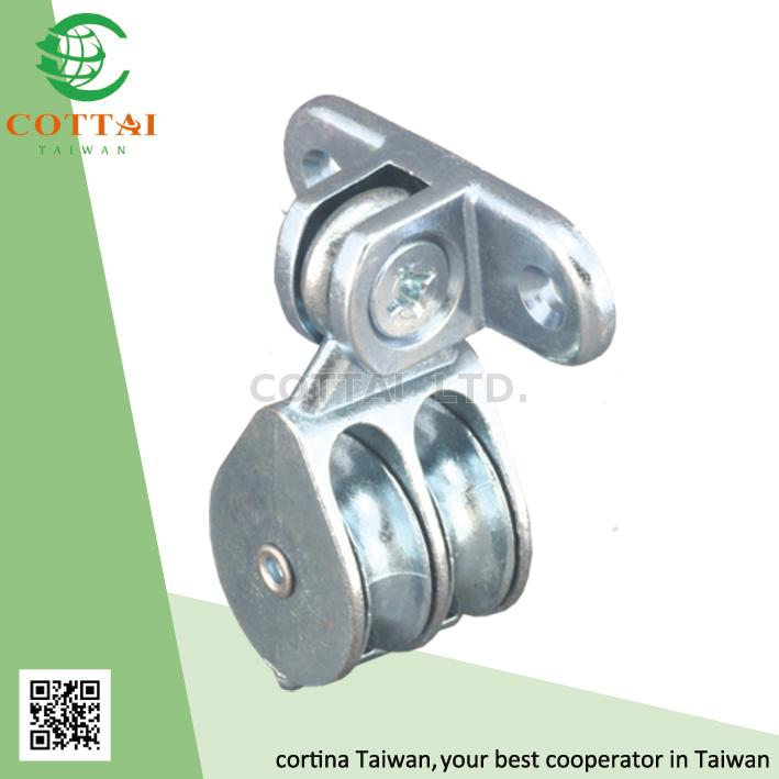 Cottai Cord Pulley One Wheel For Cafe Blinds Heavy Duty