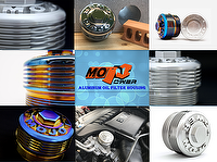 Mojo Power Aluminum Oil Housing