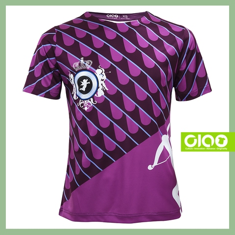 Latest design sublimation printing O-neck Group france soccer jersey
