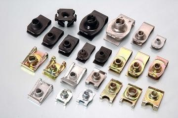 Taiwan Fasteners Clip Nut Cage Nut Plate Nut Push Nut