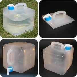 Collapsible Water Container Water Ionizer