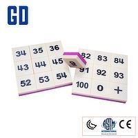 108PCS  Number Tiles