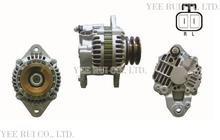 Alternator, NO PUMP, RETREAD, 4D33