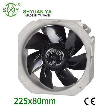 Small Powerful Industrial Smoke Suction 200mm Duct Fan