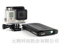 DLP Pico Projector for GoPro Hero