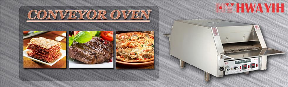 HY-520 Conveyor Pizza Oven