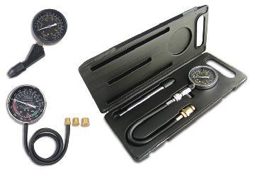 Vacuum & Fuel Pump Tester & Compression Testers