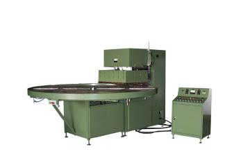 Rotary Table High Frequency Blister Packinging Machine