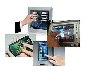 LCD Display Module-Capacitive Touch