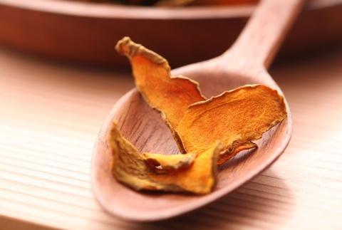 乾燥薑黃片