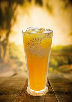 Passionfruit drink