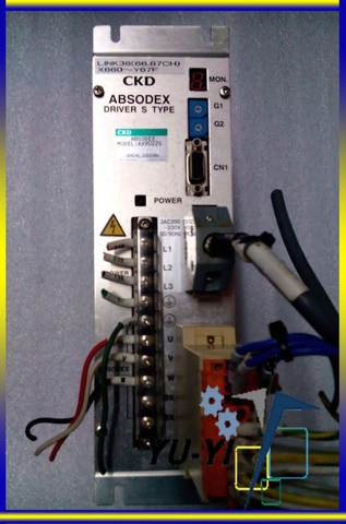 CKD SERVO DRIVER ABSODEX AX9022S