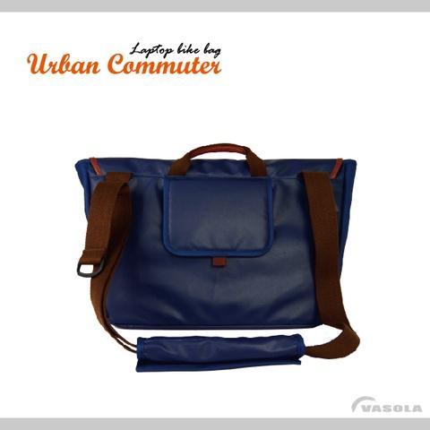 VASOLA - Laptop Handlebar Messenger Bag