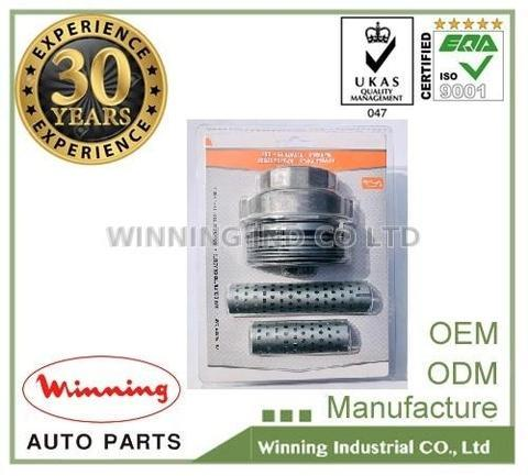 Oil filter housing cap for Sienna 15620-31060