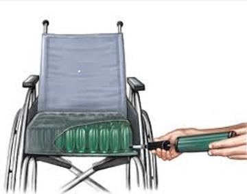 Conform Air Wheelchair Cushion (W45*D45*H5CM) 9*9Cells