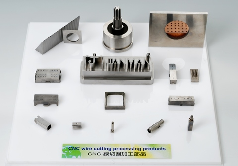 CNC Wire-Cutting