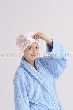 Patent Design Microfiber Hair Turban