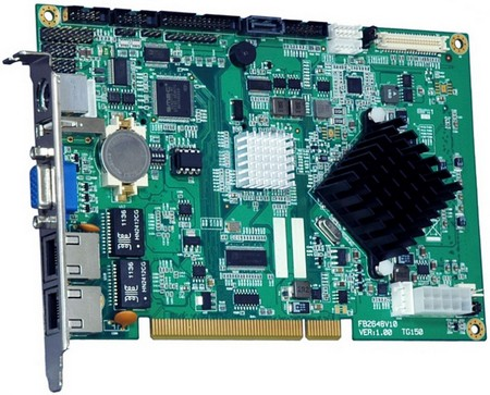Intel Atom N2600 CPU Card(FB2648)