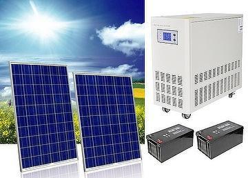Solar energy street lights Generating System