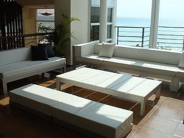 Aluminium Finished Furniture, Outdoor Furniture, Garden Furniture, Metal Furniture, Modular Sofa, Sofacama, Daybed, Sofa Bed