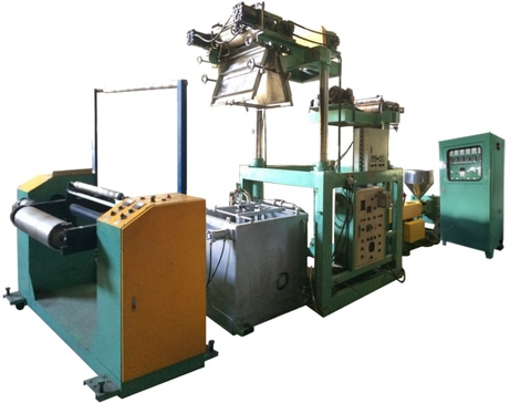 Inflation Tubular Film Making Machine