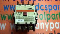 Fuji Electric SC-1N Magnetic Contactor 200-220V
