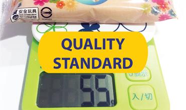 LYHSIN Quality Standard