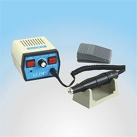 Glows Micromotor Unit, With Standard Micromotor Handpiece