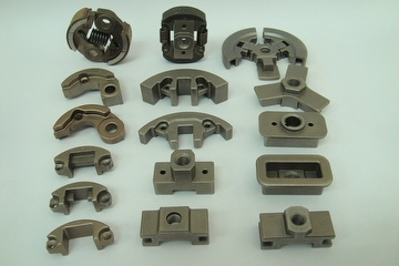Agriculture Machine parts - Clutch Shoes & Boss
