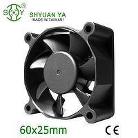 60x60x25 fan cooler para silent pc