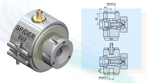 extrusion crosshead