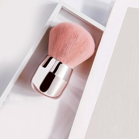 Pink Powder Brush Makeup Brush