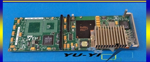 Radisys Artic186 Model II ISA PCI Adapter Bluecrab Multiport with 8-port 53F2612