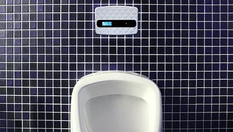Automatic Urinal Flusher