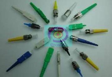 Fiber Connector Kits & Fiber Optic Kits