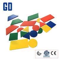 Soft Multilateral Shape Set