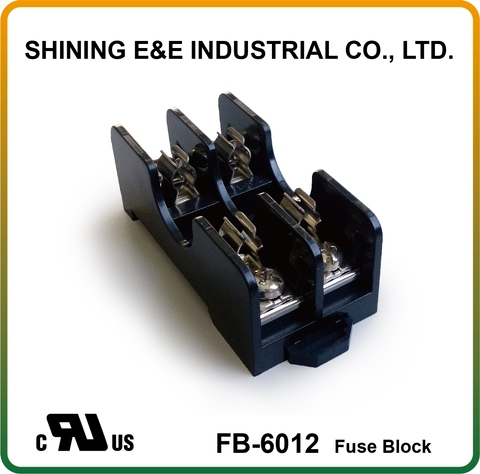 taiwan fb-6012 din rail mounted 600v 15a 6x30 glass ferrule fuse box |  taiwantrade