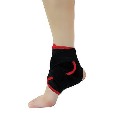 Velcro-free and Adjustable Foot/Ankle Support