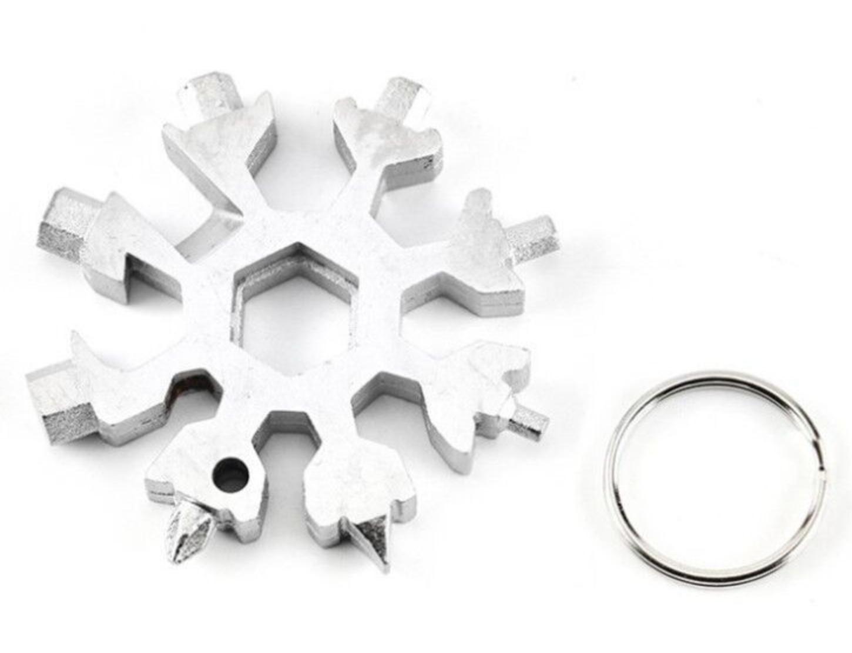 Snowflak Multi-Tools edc