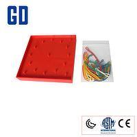 Geoboard 12.5cm 6pcs