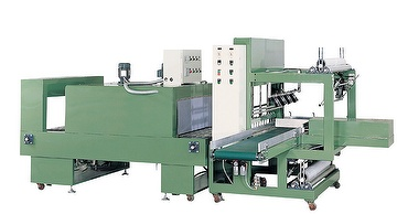 Automatic Sealing and Shrink Packing Machine - Sleeve type