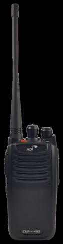DP-46,Portable Digital Radio Interoperable with Analog