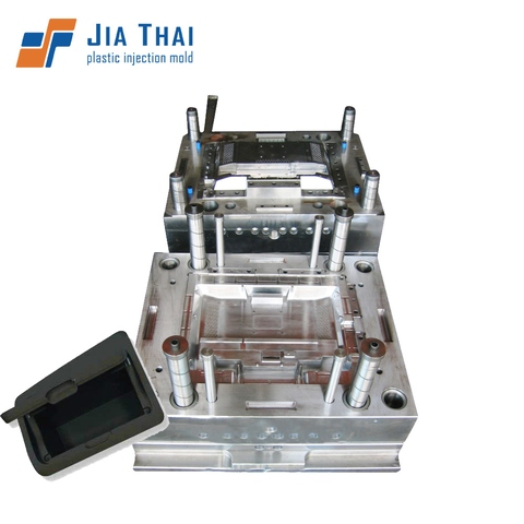 Taiwan High Precision Auto Parts Plastic Injection Molding Maker