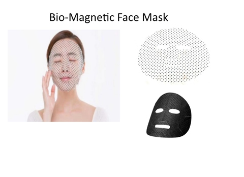 Bio Magnetic Intelligent Face Mask for Detoxifying Moisturizing Firming for Sale