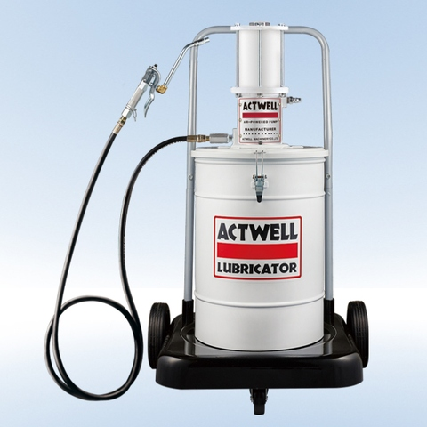 Air - Operated Grease Lubricator