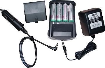 Quick Smart Battery / Cell Charger