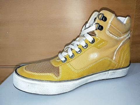 Vulcanizing Shoes - High-top shoes